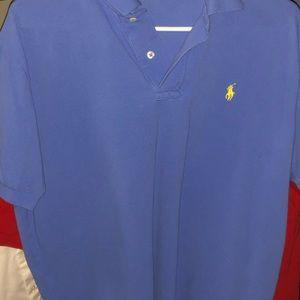 Ralph Lauren sky blue men's medium pre owned